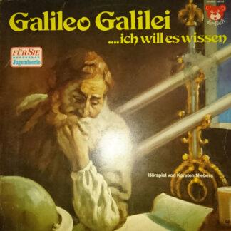 Karsten Niebers - Galileo Galilei... Ich Will Es Wissen (LP, Album)