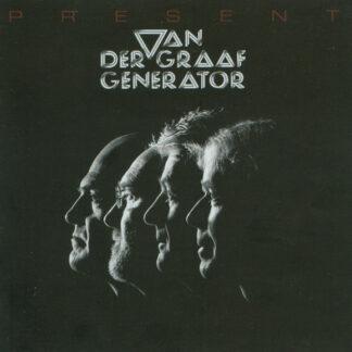 Van Der Graaf Generator - Present (2xCD, Album, Copy Prot.)
