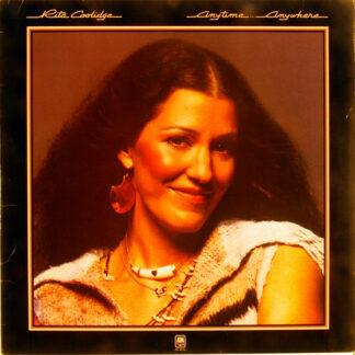 Rita Coolidge - Anytime... Anywhere (LP, Album, Pit)