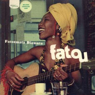 Fatoumata Diawara - Fatou (LP, Album)