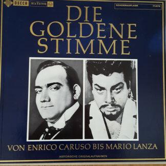 Various - Die Goldene Stimme (6xLP, Comp + Box)