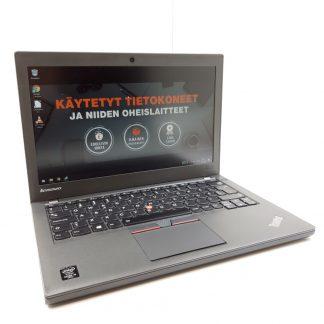 Lenovo THinkPad X250 käytetty kannettava tietokone