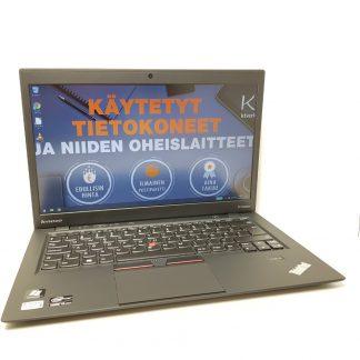 x1 carbon 1st gen käytetty kannettava tietokone