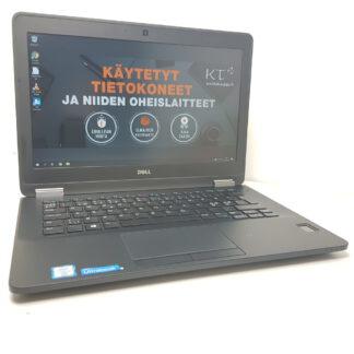Dell latitude E7270 käytetty kannettava tietokone