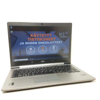 Fujitsu Lifebook U745 käytetty kannettava tietokone