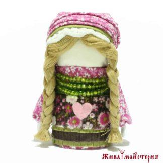 Лялька-оберіг на щастя