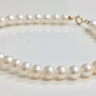 Braccialetto Perle Naturali