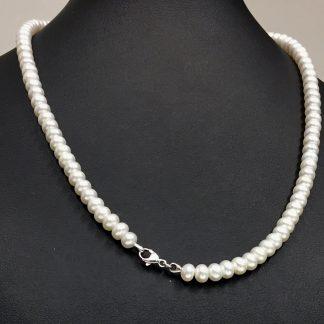 Filo perle ovale