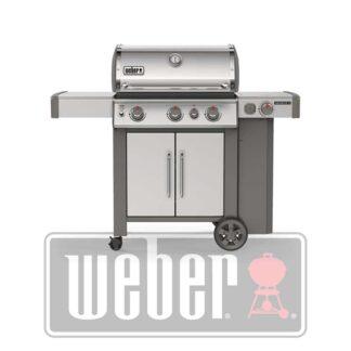 Weber plynové grily