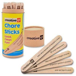 Creative QT Chore Sticks