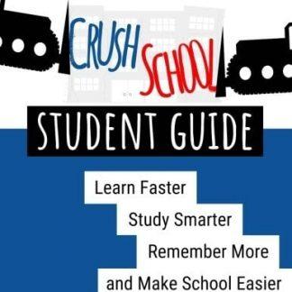 Crush School Student Guide