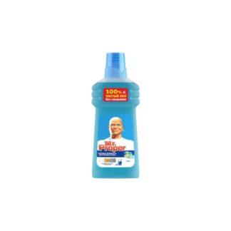 """Средство для мытья пола """"Mr.PROPER"""", 1500 мл ( 9 шт./уп. )"""