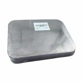 Крышка OPS R88L, 250 мм*181 мм, картон-алюминиевая, 50 шт./уп. (арт.15064)