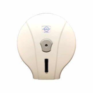 """Диспенсер для туалетной бумаги """"Джамбо"""", белый, шт. (арт.44043)"""