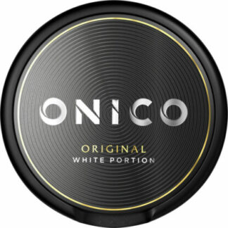 Onico White Mini snus