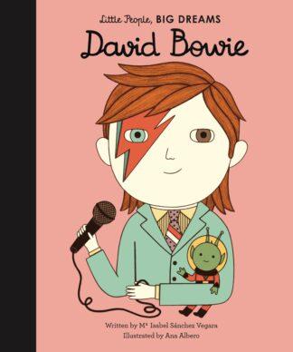 David Bowie Kids Book Music Gift