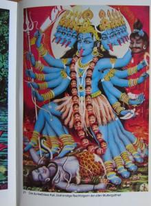 Kali - Die Bildsprache des Hinduismus - die indische Götterwelt und ihre Symbolik