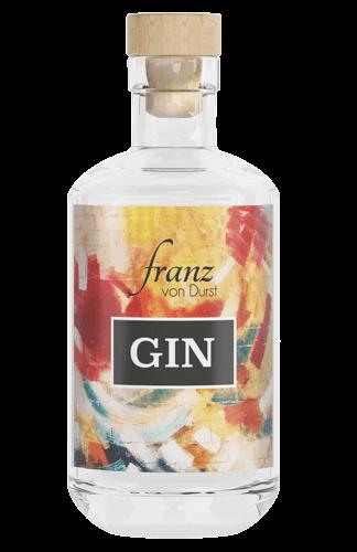 Franz von Durst - Gin Flasche