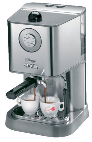 Gaggia Baby Class, Plata, 1300 W, 230 - Máquina de café