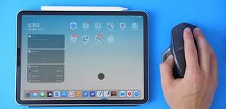 Come utilizzare il mouse su iPad e iPhone
