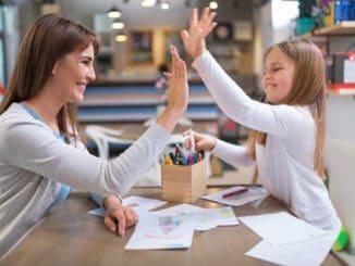 Teaching Homeschool Art Classes