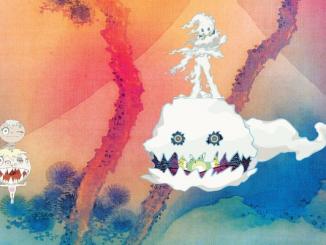 Kanye West Kid Cudi - Kids See Ghosts