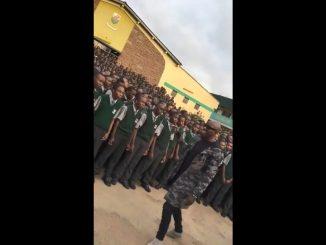 Sauti Sol Upper High School in Kenya