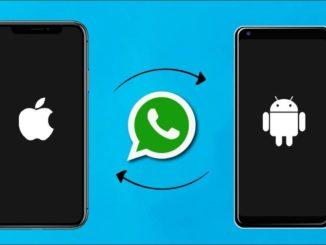 Come trasferire WhatsApp da Android a iPhone