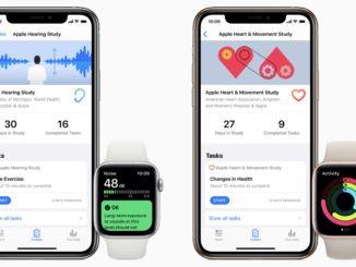 Come contare i passi su iPhone e Apple Watch