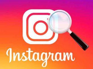 Come eliminare la cronologia delle ricerche di Instagram