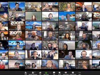 Come condividere lo schermo di iPhone o iPad su Zoom