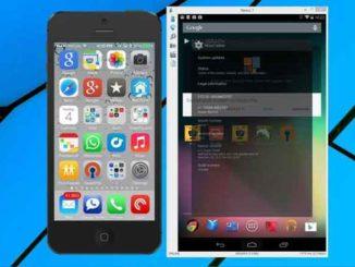 ondividere lo schermo del tuo telefono Android con un computer