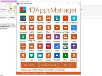 Come disinstallare le app preinstallate su Windows 10