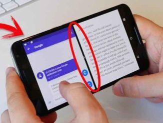 dividere il tuo schermo Android