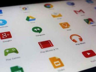 scaricare le app sulla scheda SD