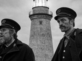 the lighthouse pattinson dafoe