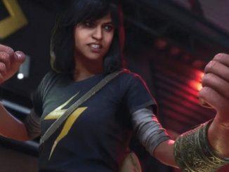 ms marvel kamala khan marvel's avengers