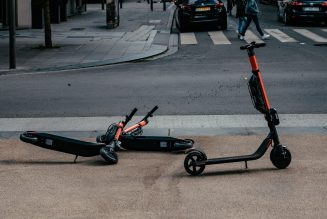 The invasion of the e-scooter