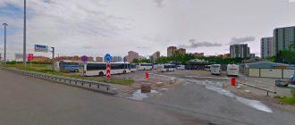 Автовокзал Котельники