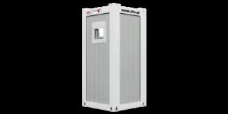 CHV-060WC 5 fuß WC Container 1,5m mobile Toiletten