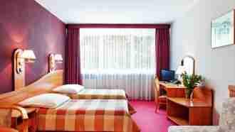 Room hotel Wyspianski