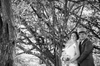 Couple photo at Highley Manor 2