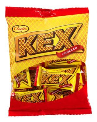 Kexchoklad Mini Godispåse