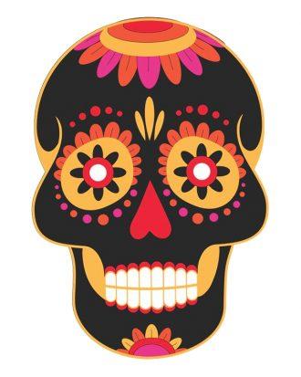 Pinata Dia De Los Muertos