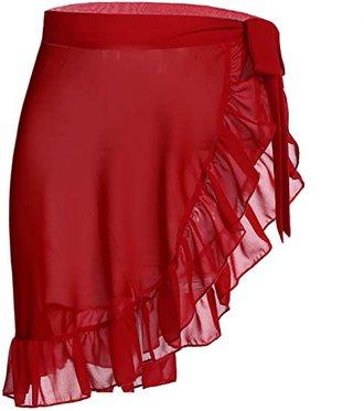 Ekouaer wrap sarong | 40plusstyle.com