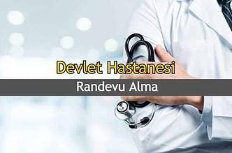 Photo of 2019 Devlet Hastanesi İnternetten Randevu Alma