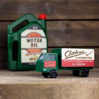 Truck toolkit groen