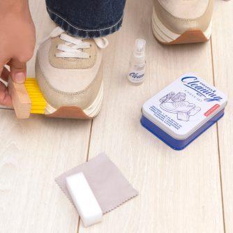Schoenen schoonmaakset