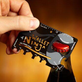 Wallet Ninja toolcard