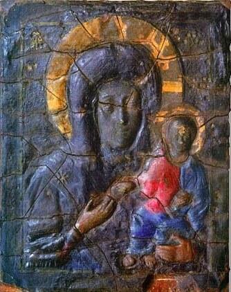 Ikona Bogorodice Vlahernske